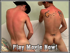 Str8 cowboys go gay for pay and fuck