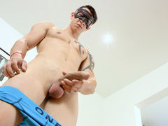 This is Marc's number one porn experience. This 22 year old dude significantly likes whatsoever that has to do with motors (motocross, four wheeler, going to the race track...). He has a admirable ripped body. It shows that he tills out 6 times a week. I