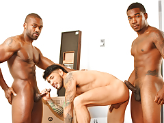 Draven services 2 burly black movers that he couldn't pay