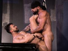 Beards, Bulges & Ballsacks!, Scene #05