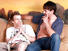 Daddy Admires Twinks, Scene 03