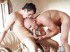 Cock Loving Dads, Scene 01
